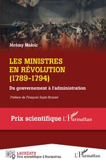 Les ministres en Révolution - Jérémy Maloir