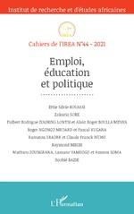 Emploi, éducation et politique -
