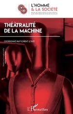 Théatralité de la machine -