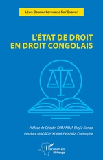 L'État de droit en droit congolais - Léon Odimula Lofunguso Kos'Ongenyi
