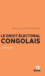Le droit électoral congolais -