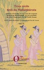Trois récits tirés du Mahabharata -