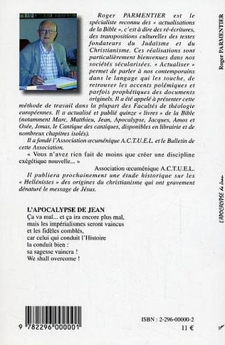 4eme L'apocalypse de Jean actualisée