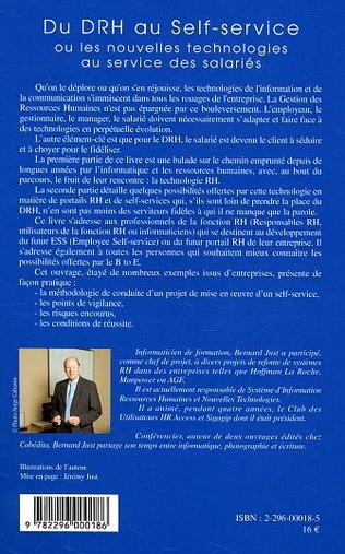 4eme Du DRH au Self-service