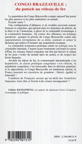 4eme Congo-Brazzaville : du putsch au rideau de fer