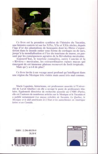 4eme Histoire du Yucatan