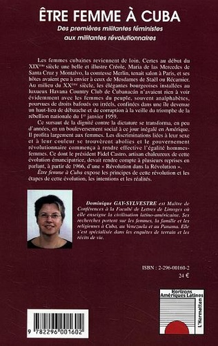 4eme Être femme à Cuba