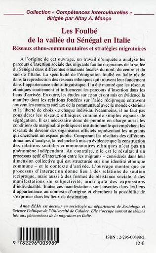 4eme Les Foulbé de la vallée du Sénégal en Italie