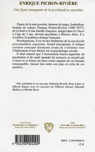 4eme Enrique Pichon-Rivière