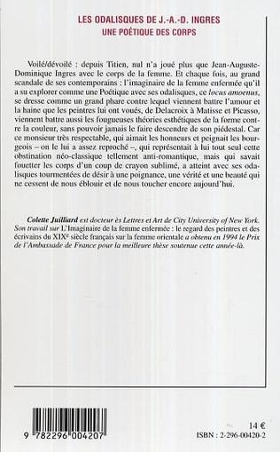 4eme Les odalisques de J.-A.-D. Ingres