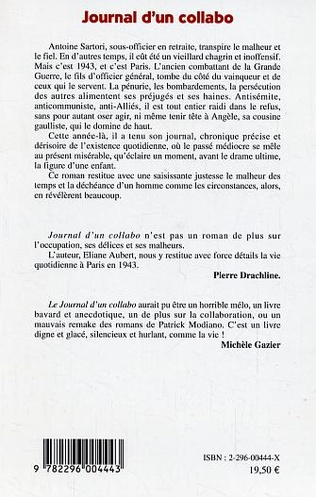 4eme Journal d'un collabo