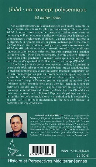 4eme Jihâd : un concept polysémique