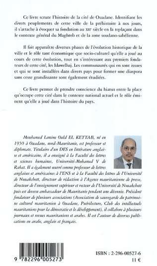 4eme Ouadane, port caravanier mauritanien