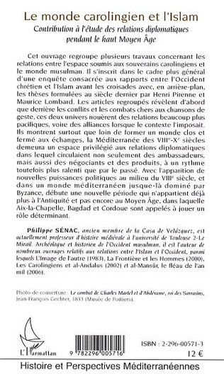 4eme Le monde carolingien et l'Islam