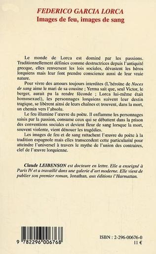 4eme Federico Garcia Lorca