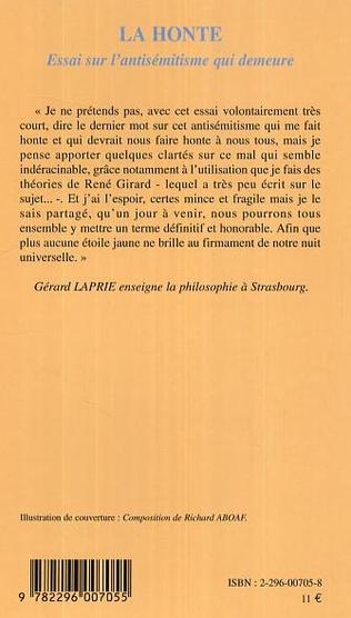 4eme La Honte