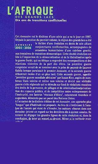 4eme Annuaire 2005-2006