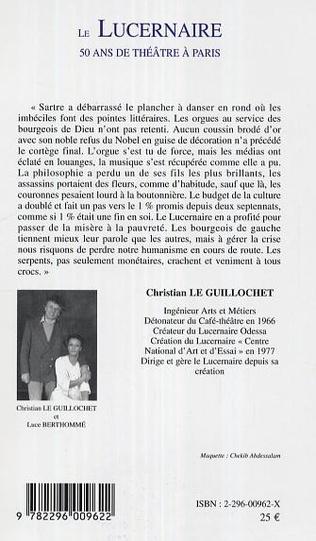 4eme Le Lucernaire
