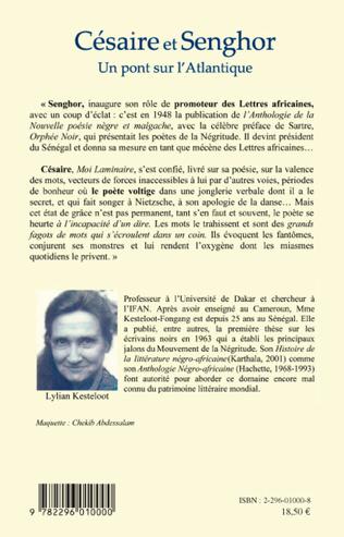 4eme Césaire et Senghor