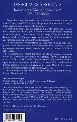 4eme Esclavage, armée et réformes à Tunis : vie d'un des derniers mamelouks à la cour du bey (XIXe siècle)