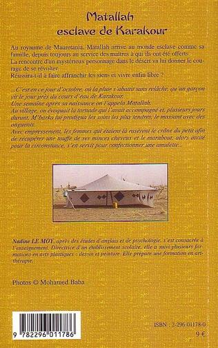 4eme Matallah esclave de Karakour