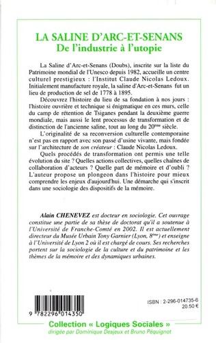 4eme La Saline d'Arc-et-Senans