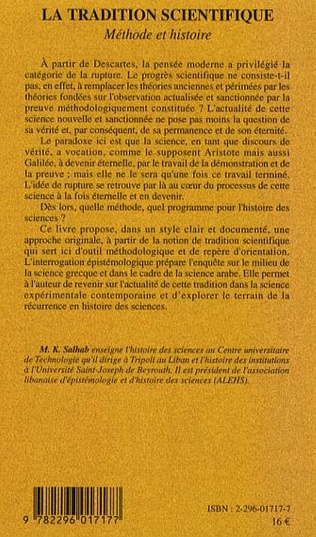 4eme La tradition scientifique