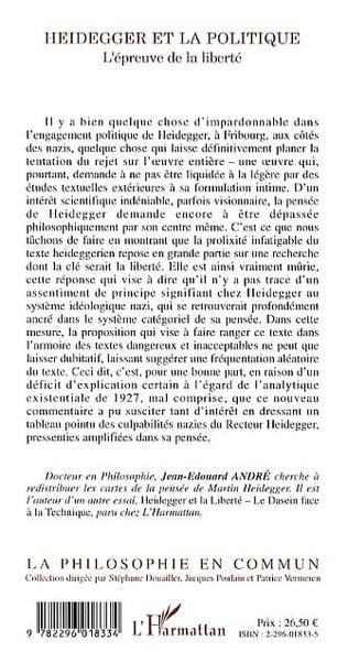4eme Heidegger et la politique