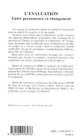 4eme L'Evaluation
