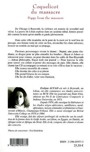 4eme Coquelicot du massacre