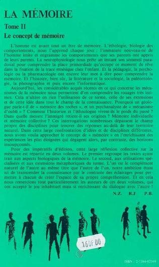 4eme La Mémoire