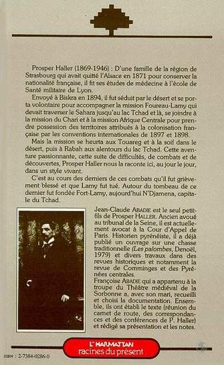 4eme Sahara-Tchad 1898-1900
