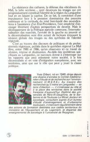4eme Le Languedoc et ses images