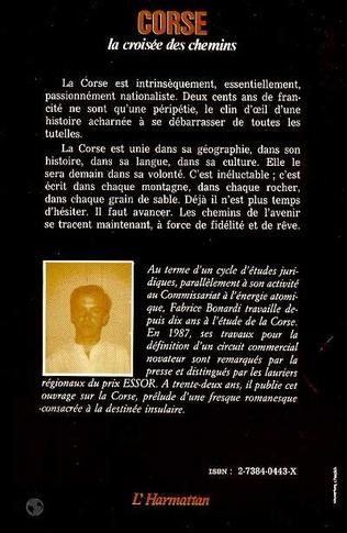 4eme Corse : la croisée des chemins