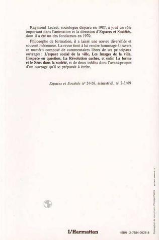 4eme Raymond Ledrut et son oeuvre