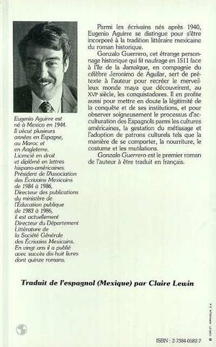 4eme Gonzalo Guerrero