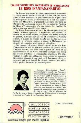 4eme Le Rova d'Antananarivo