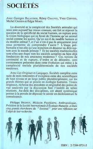4eme Sociétés