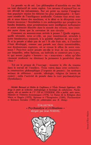 4eme La pensée et le trauma, entre psychanalyse et philosophie