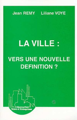4eme La ville : vers une nouvelle définition ?
