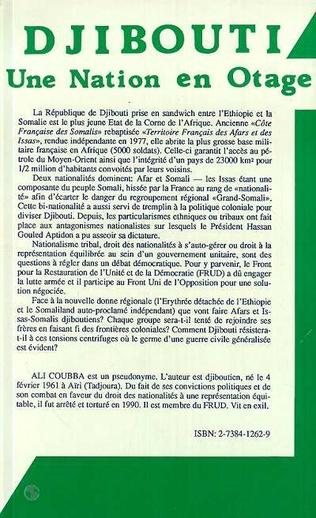 4eme Djibouti : une nation en otage