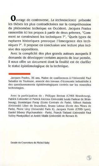 4eme La technoscience