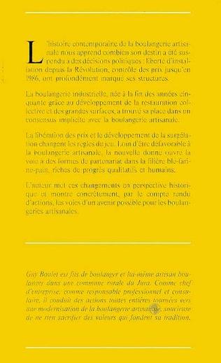 4eme Boulangers, artisans de demain