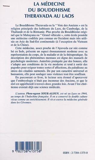 4eme LA MÉDECINE DU BOUDDHISME THERAVADA AU LAOS