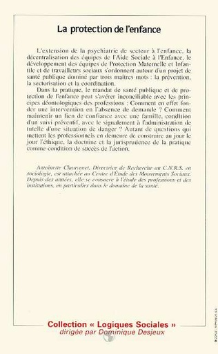 4eme LA PROTECTION DE L'ENFANCE