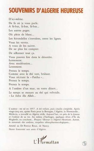 4eme Souvenirs d'Algérie heureuse