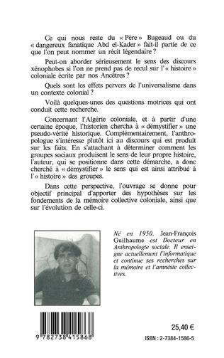 4eme Les mythes fondateurs de l'Algérie française