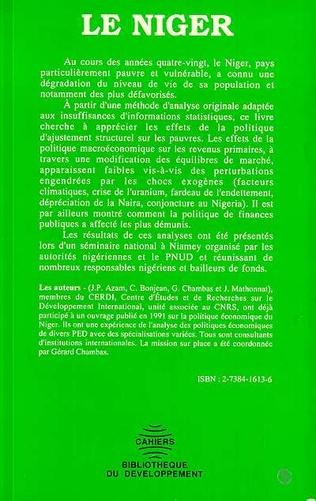 4eme Le Niger