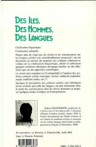 4eme Des îles, des hommes, des langues