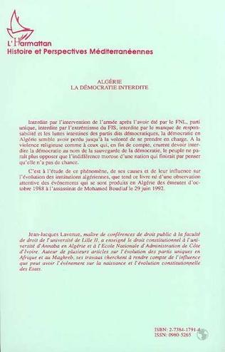 4eme Algérie